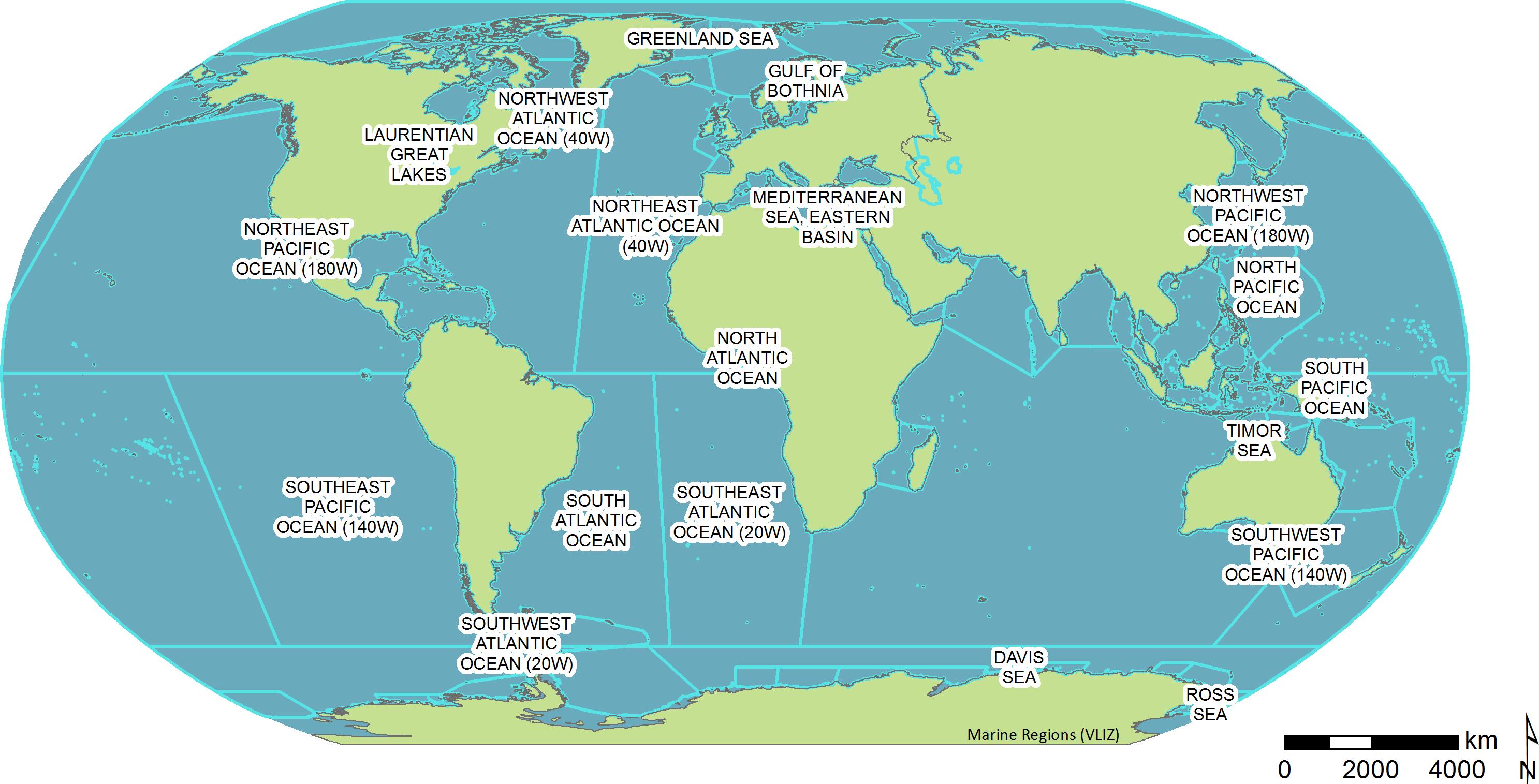 Marine regions sciox Gallery